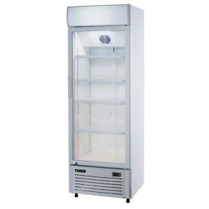 Armario de refrigeración con puertas de cristal Corequip AR400 CL
