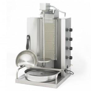 Gyros asador kebab a gas Sammic AG-40