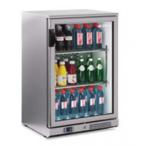 Expositor refrigerado horizontal INOX Infrico ERV-15 II