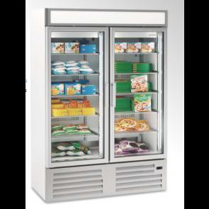 Armario congelación puerta de cristal Infrico NEC1002FV