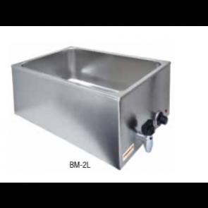 Baño María sobremesa Savemah BM-2L