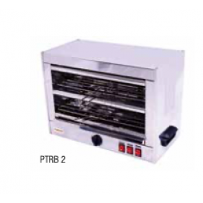 Tostadora industrial horizontal doble Savemah PTRB 2
