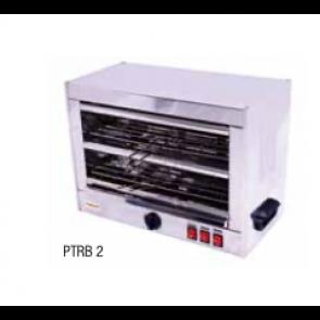 Tostadora industrial horizontal doble Savemah PTRB 2 T
