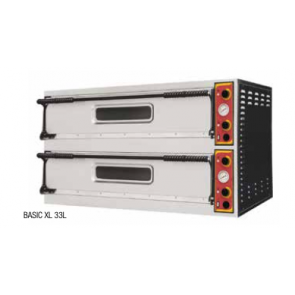 Horno pizza Savemah BASIC XL 33 L Trifásico