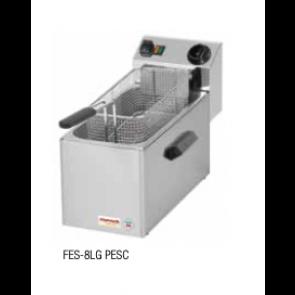 Freidora eléctrica Savemah FES8LG PESC 8 Litros