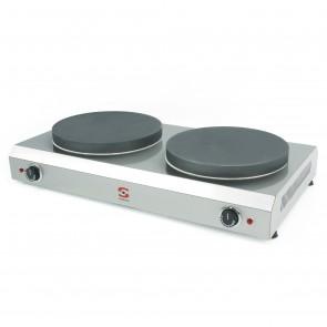 Crepera eléctrica doble Sammic CE-235