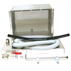 Filtro antiespuma peladoras Sammic PP/PPC