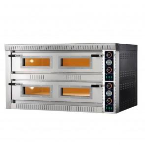 Horno pizza Sammic PL-6+6W