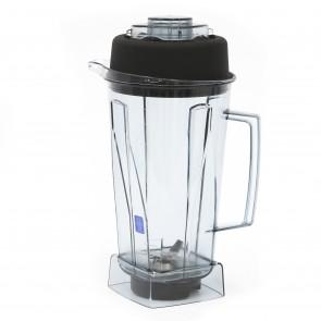 Vaso Sammic de policarbonato 2 litros