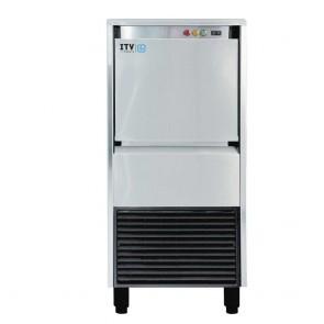 Máquina de Hielo Troceado Granular ITV Ice Queen 85C Agua
