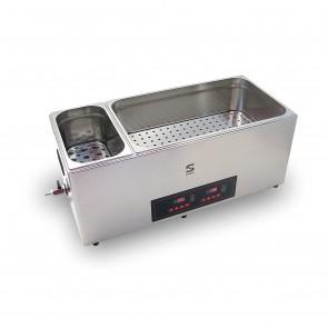 Cocedor compacto al baño maria Sous-Vide Sammic SVC-4-22D