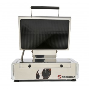 Plancha eléctrica Vitro-Grill lisa Sammic GV-6LL