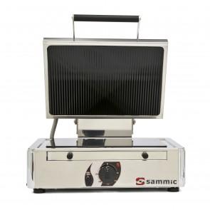 Plancha eléctrica Vitro-Grill mixta Sammic GV-6LA